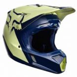 FOX V3 LIBRA GLOW IN THE DARK HELMET